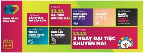 """Black Friday Việt Nam: Những địa chỉ giảm giá """"khủng"""" - 5"""